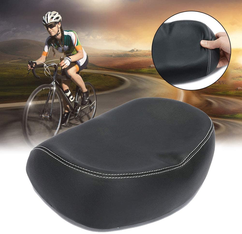 Noseless Bicycle Seat
