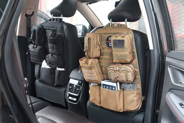 Tactical Seat Organizer