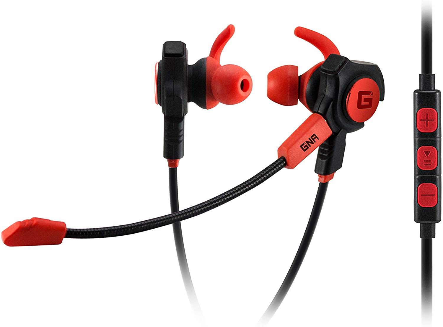 Earbuds With Boom Mic