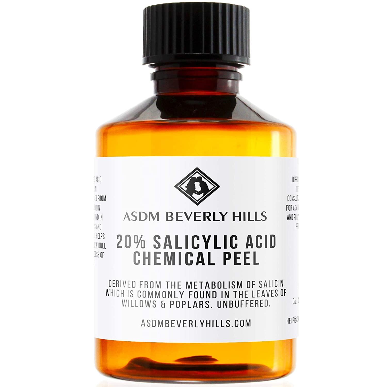 Pure Salicylic Acid