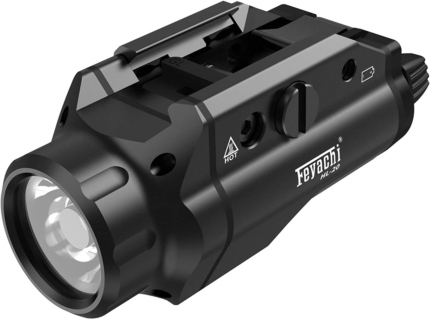 Walther P22 Flashlight