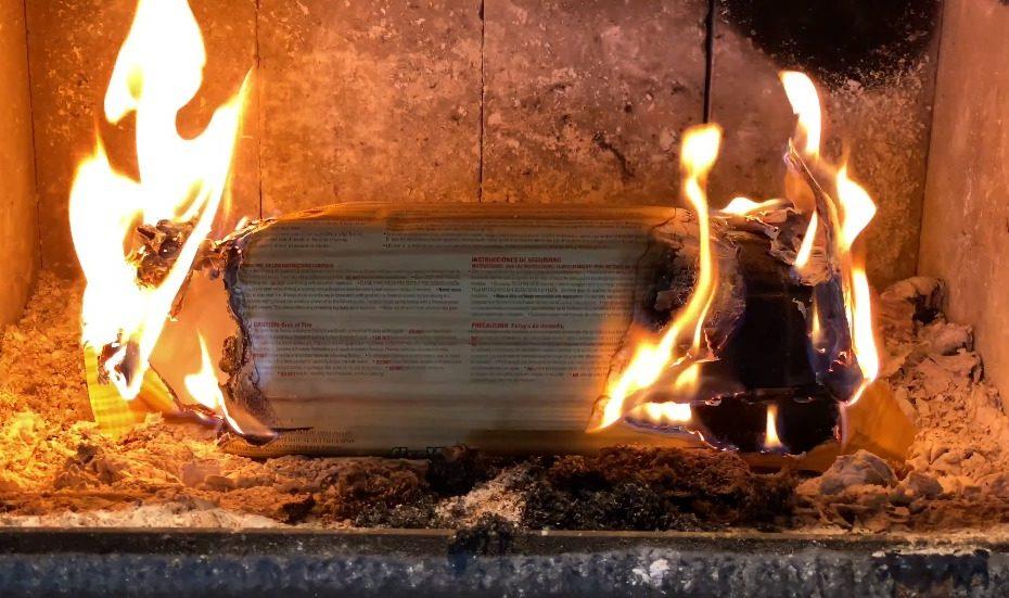 Duraflame Crackleflame Firelog Review