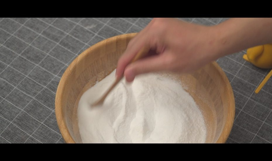Cheese Tteokbokki made from Rice